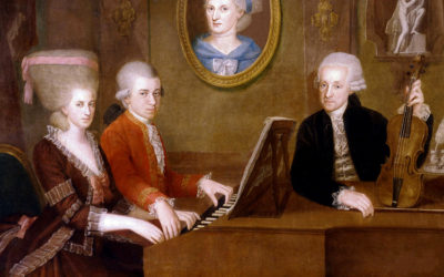 Mozart & other child prodigies