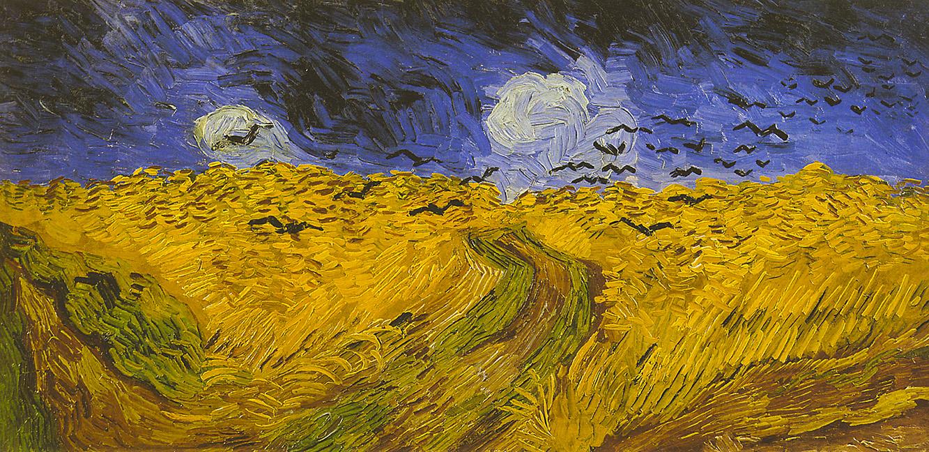 An Encounter With Vincent Van Gogh Hexagon Ensemble