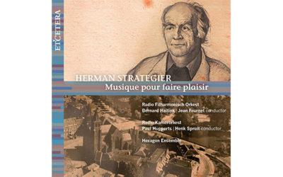 Herman Strategier – Musique pour faire plaisir