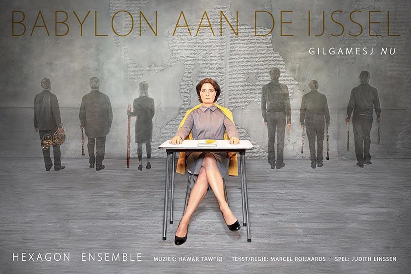 Babylon aan de IJssel @ Utrecht, Theater Stefanus (try-out) | Utrecht | Utrecht | Nederland
