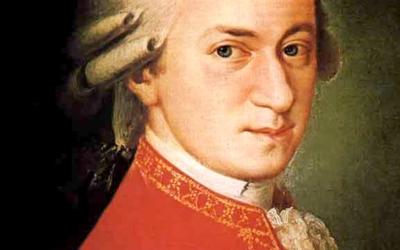 Mozart en geestverwanten
